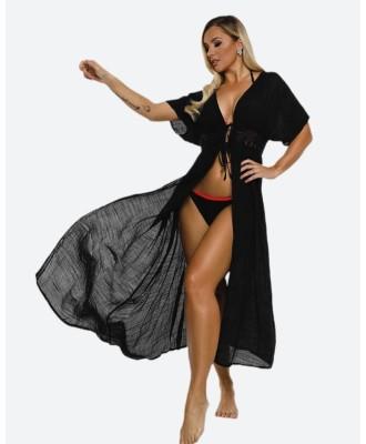 Пляжная туника Origami-Bikini BW412